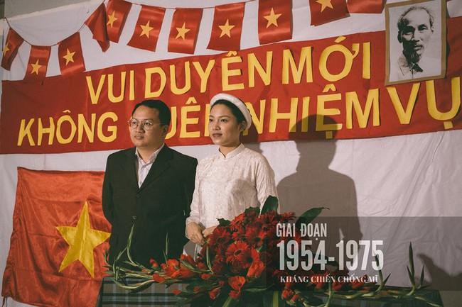 Phát sốt với 100 năm đám cưới Việt Nam, bộ ảnh cưới độc đáo của của cô dâu chú rể yêu những gì hoài cổ - Ảnh 10.