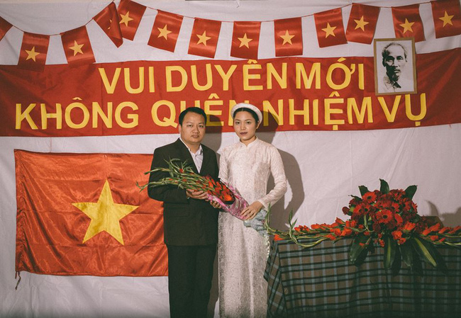 Phát sốt với 100 năm đám cưới Việt Nam, bộ ảnh cưới độc đáo của của cô dâu chú rể yêu những gì hoài cổ - Ảnh 13.