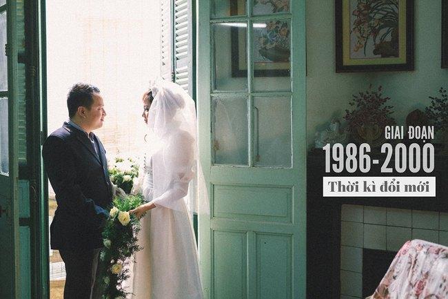 Phát sốt với 100 năm đám cưới Việt Nam, bộ ảnh cưới độc đáo của của cô dâu chú rể yêu những gì hoài cổ - Ảnh 19.