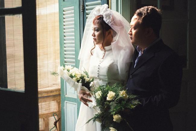 Phát sốt với 100 năm đám cưới Việt Nam, bộ ảnh cưới độc đáo của của cô dâu chú rể yêu những gì hoài cổ - Ảnh 20.