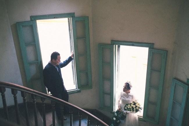 Phát sốt với 100 năm đám cưới Việt Nam, bộ ảnh cưới độc đáo của của cô dâu chú rể yêu những gì hoài cổ - Ảnh 24.