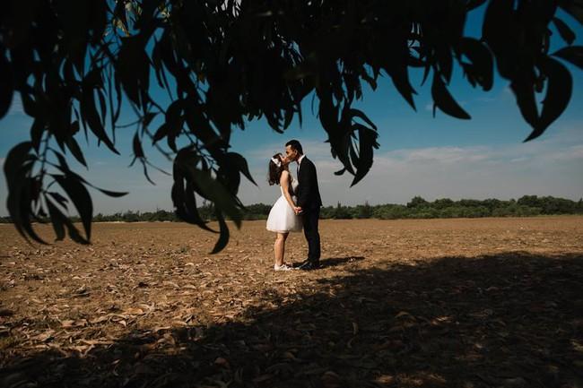 Bộ ảnh cưới đừng hòng mà bắt chước của cô dâu cheerleader bị chú rể cưỡng hôn thay cho lời tỏ tình - Ảnh 16.
