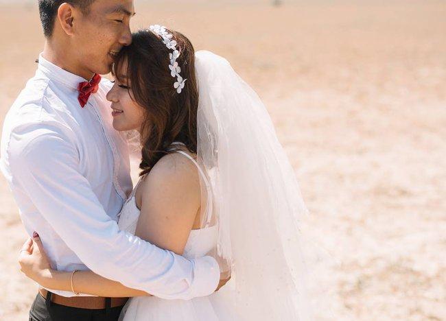 Bộ ảnh cưới đừng hòng mà bắt chước của cô dâu cheerleader bị chú rể cưỡng hôn thay cho lời tỏ tình - Ảnh 23.
