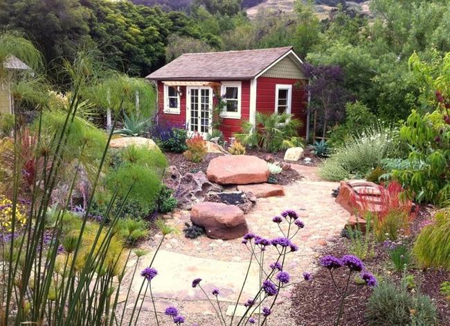 10 ngôi nhà nhỏ nhưng đẹp như bước ra từ truyện cổ tích - Ảnh 5.
