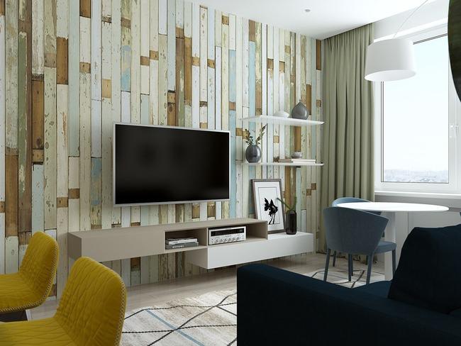 3 căn hộ nhỏ gọn với thiết kế mở vừa đẹp vừa hợp lý đến từng centimet - Ảnh 13.
