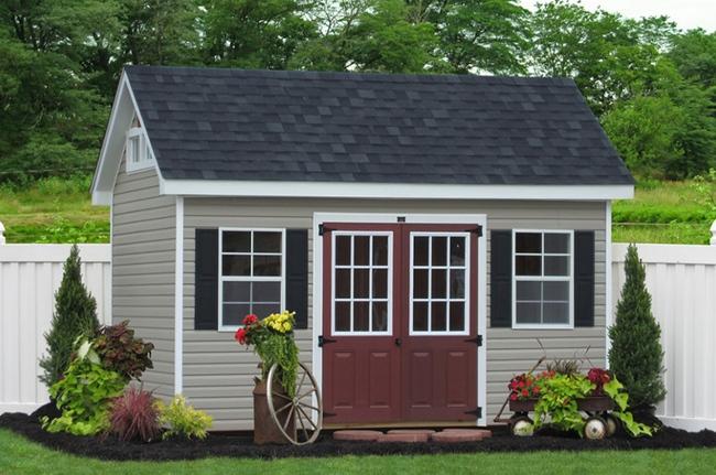 10 ngôi nhà nhỏ nhưng đẹp như bước ra từ truyện cổ tích - Ảnh 6.