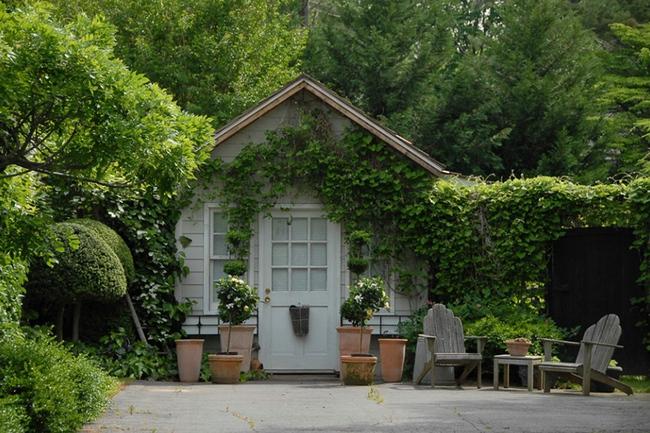10 ngôi nhà nhỏ nhưng đẹp như bước ra từ truyện cổ tích - Ảnh 7.