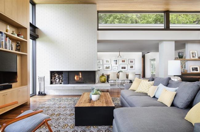 Những mẫu phòng khách đẹp lung linh thu hút mọi ánh nhìn - Ảnh 14.