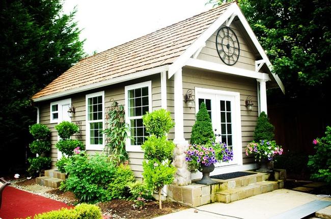 10 ngôi nhà nhỏ nhưng đẹp như bước ra từ truyện cổ tích - Ảnh 8.