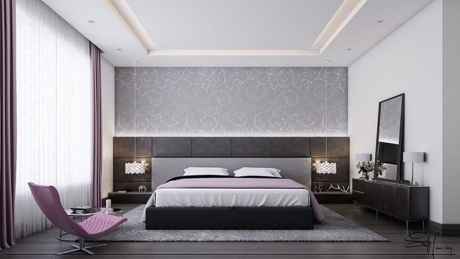 17 thiết kế phòng ngủ với gam màu trắng khiến bạn không thể không yêu - Ảnh 17.