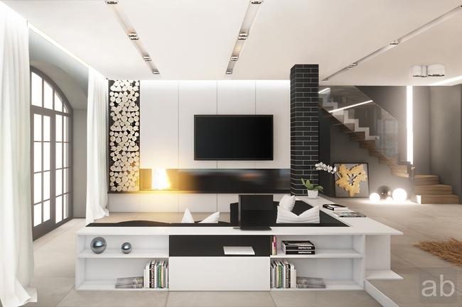 Những mẫu phòng khách đẹp lung linh thu hút mọi ánh nhìn - Ảnh 15.