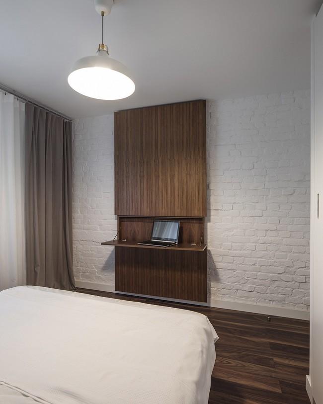 Căn hộ nhỏ 1 phòng ngủ vô cùng dễ thương khiến bạn yêu ngay từ cái nhìn đầu tiên - Ảnh 19.