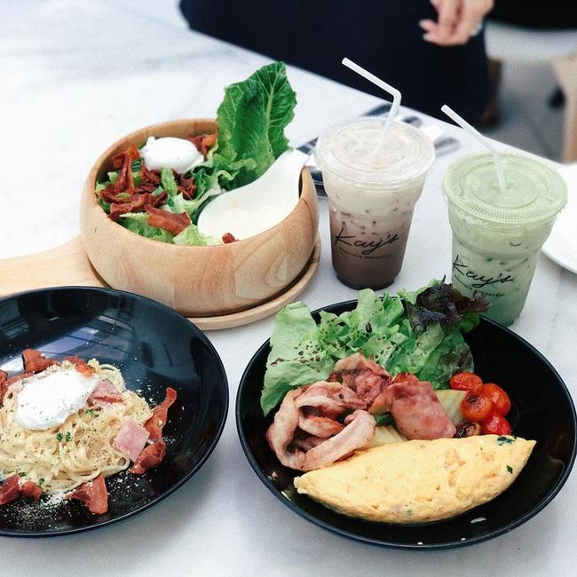 Bangkok - đi mãi không hết cafe đẹp và những chỗ hay ho - Ảnh 19.