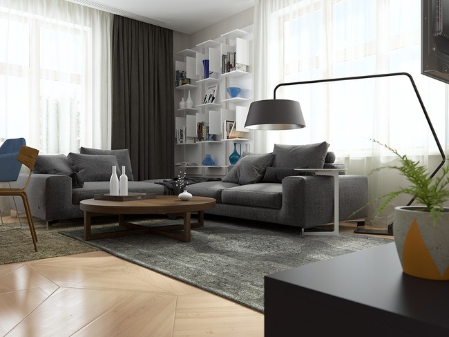 3 căn hộ nhỏ gọn với thiết kế mở vừa đẹp vừa hợp lý đến từng centimet - Ảnh 20.