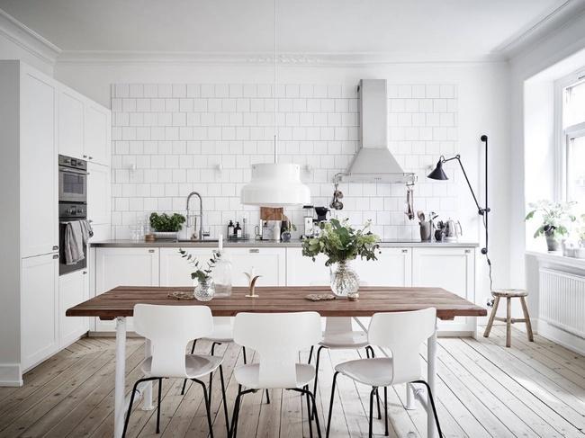 15 căn bếp hiện đại với sắc trắng tinh tế và vô cùng bắt mắt - Ảnh 3.