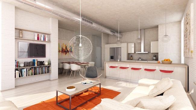 Những mẫu phòng khách đẹp lung linh thu hút mọi ánh nhìn - Ảnh 3.