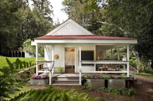 9 mẫu nhà nhỏ xinh đẹp phổ biến nhất thế giới - Ảnh 4.