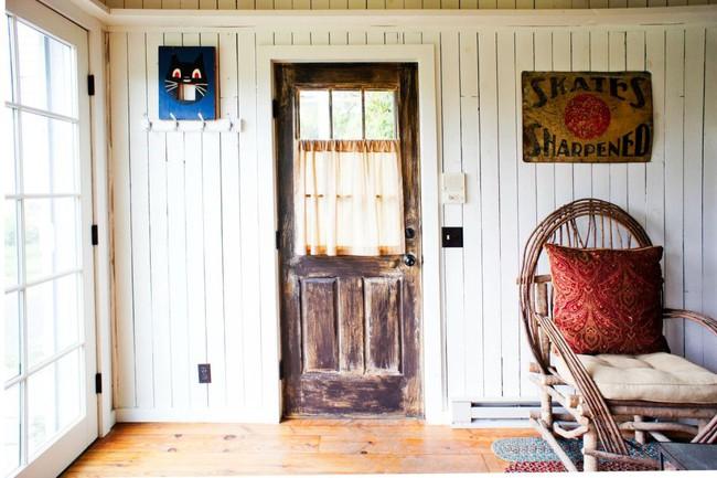 Không cần nhà rộng hàng trăm mét vuông, nhà nhỏ xinh xắn này mới chính là giấc mơ đẹp - Ảnh 4.