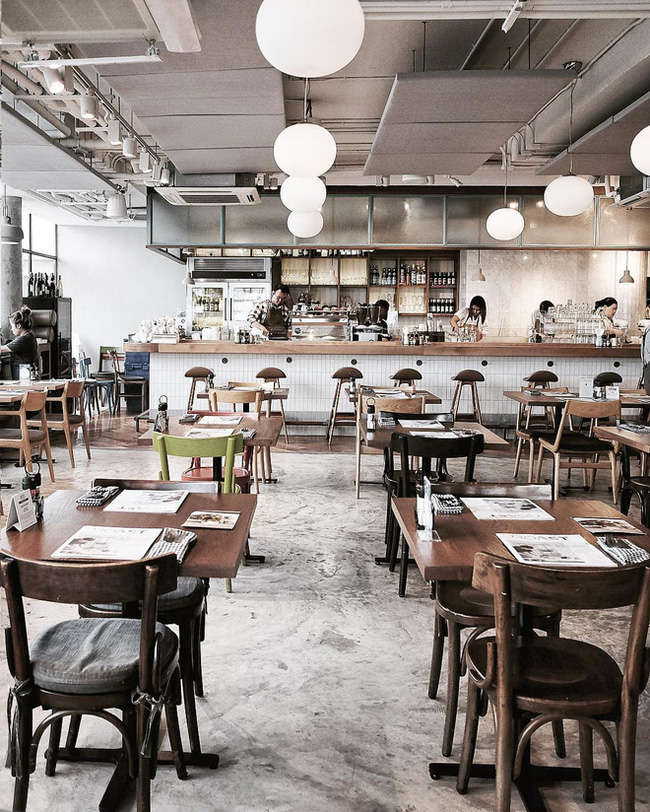 Bangkok - đi mãi không hết cafe đẹp và những chỗ hay ho - Ảnh 32.