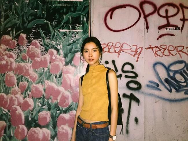 'Nữ thần sắc đẹp' Thái Lan khoe ảnh chụp ở Sài Gòn - Ảnh 5.