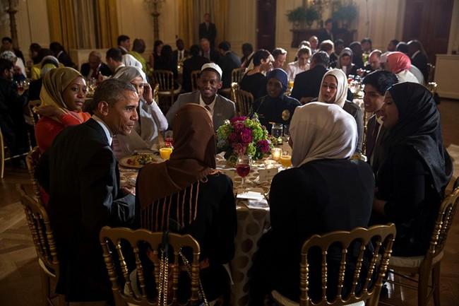 Obama và những bữa tiệc riêng tư tại Nhà Trắng - Ảnh 5.