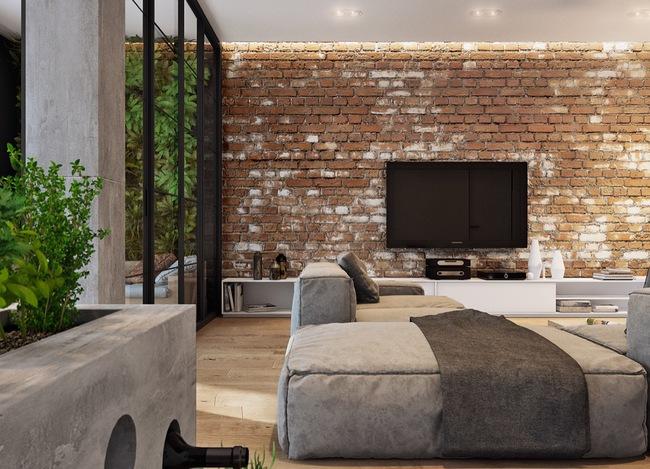 Những mẫu phòng khách đẹp lung linh thu hút mọi ánh nhìn - Ảnh 4.