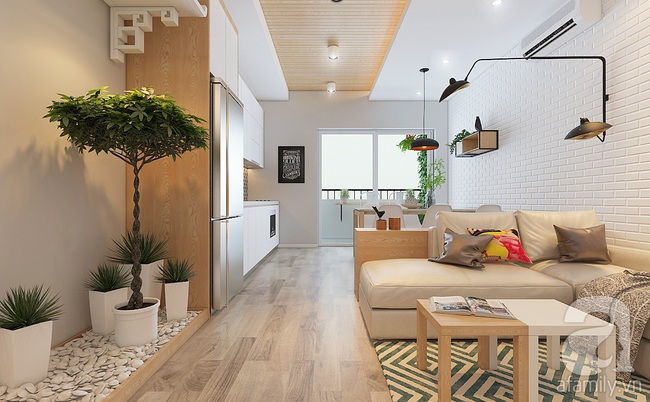 Tư vấn thiết kế 3 mẫu phòng khách giá rẻ dưới 15 triệu vẫn đẹp hút hồn - Ảnh 5.