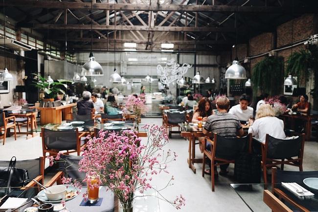 Bangkok - đi mãi không hết cafe đẹp và những chỗ hay ho - Ảnh 46.