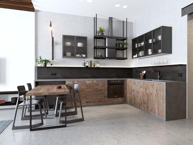 3 căn hộ nhỏ gọn với thiết kế mở vừa đẹp vừa hợp lý đến từng centimet - Ảnh 6.
