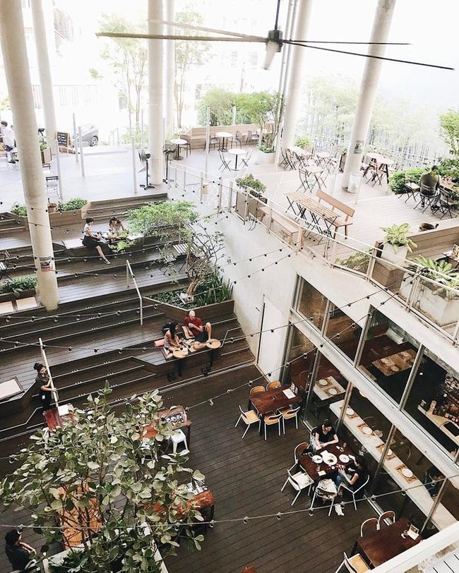 Bangkok - đi mãi không hết cafe đẹp và những chỗ hay ho - Ảnh 53.