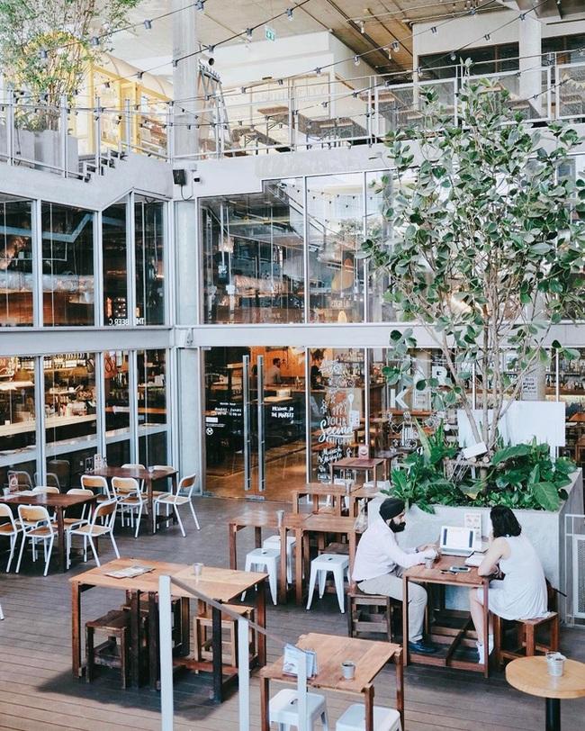 Bangkok - đi mãi không hết cafe đẹp và những chỗ hay ho - Ảnh 57.