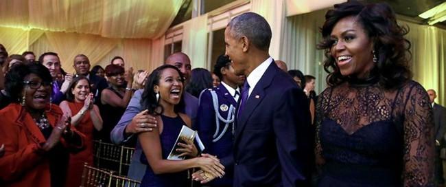 Obama và những bữa tiệc riêng tư tại Nhà Trắng - Ảnh 7.