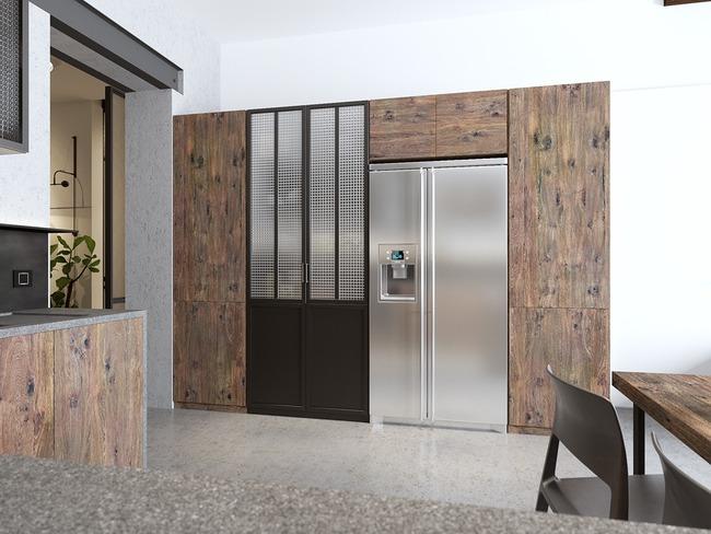 3 căn hộ nhỏ gọn với thiết kế mở vừa đẹp vừa hợp lý đến từng centimet - Ảnh 7.