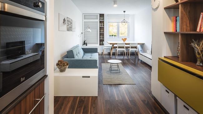 Căn hộ nhỏ 1 phòng ngủ vô cùng dễ thương khiến bạn yêu ngay từ cái nhìn đầu tiên - Ảnh 7.