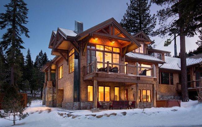 9 ngôi nhà có tuyết bao phủ đẹp như mùa đông ở xứ sở thần tiên - Ảnh 7.