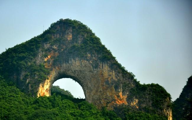Những cổng tò vò có cấu trúc đẹp mắt trên thế giới - Ảnh 7.