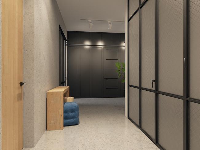 3 căn hộ nhỏ gọn với thiết kế mở vừa đẹp vừa hợp lý đến từng centimet - Ảnh 8.