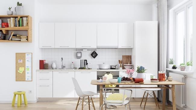15 căn bếp hiện đại với sắc trắng tinh tế và vô cùng bắt mắt - Ảnh 8.