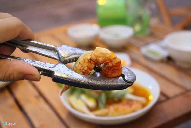 Những món ăn có trứng muối ngon nổi tiếng ở TP. Hồ Chí Minh - Ảnh 8.