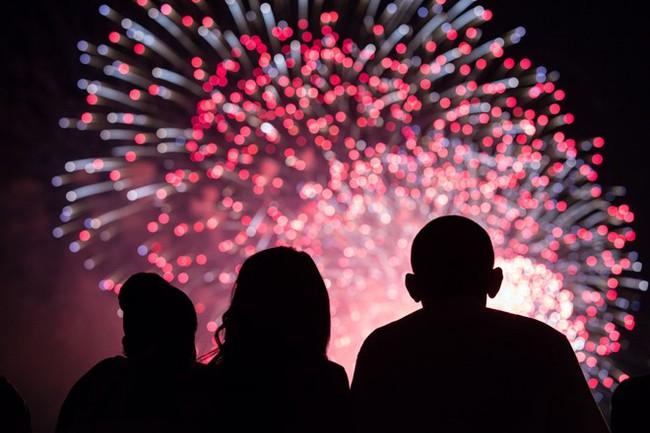 Obama và những bữa tiệc riêng tư tại Nhà Trắng - Ảnh 9.