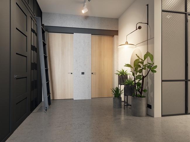 3 căn hộ nhỏ gọn với thiết kế mở vừa đẹp vừa hợp lý đến từng centimet - Ảnh 9.