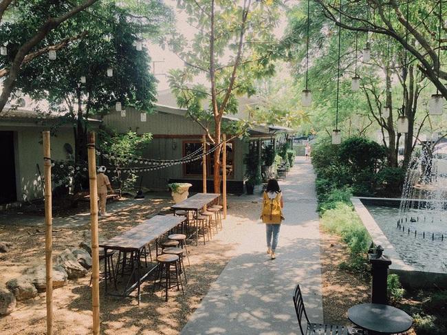 Bangkok - đi mãi không hết cafe đẹp và những chỗ hay ho - Ảnh 9.