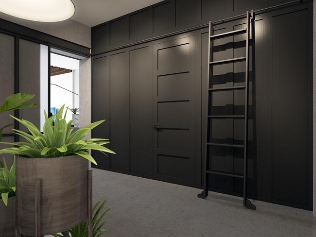 3 căn hộ nhỏ gọn với thiết kế mở vừa đẹp vừa hợp lý đến từng centimet - Ảnh 10.