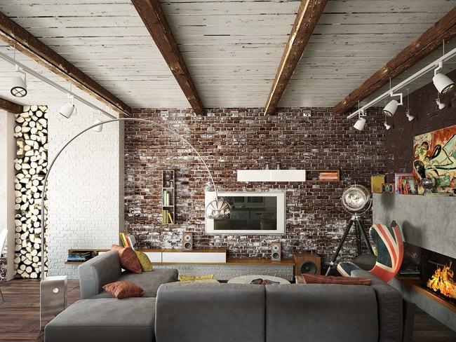 Những mẫu phòng khách đẹp lung linh thu hút mọi ánh nhìn - Ảnh 9.