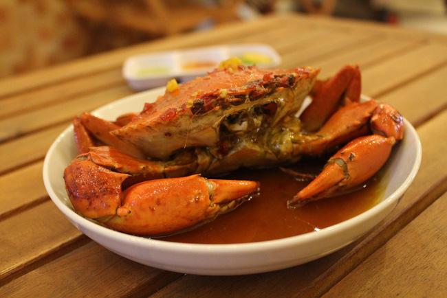 Những món ăn có trứng muối ngon nổi tiếng ở TP. Hồ Chí Minh - Ảnh 10.