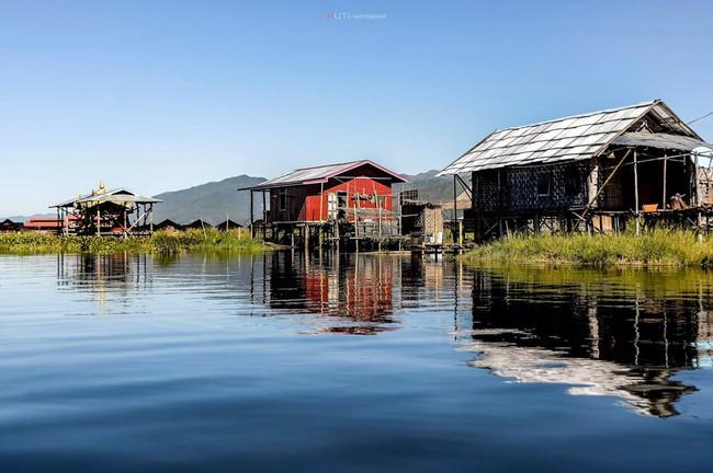 Cuộc sống yên bình trên hồ Inle - Ảnh 10.