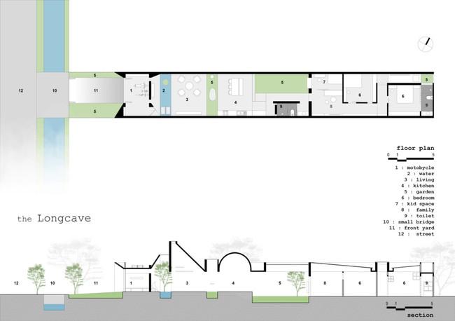 Ngôi nhà 200m² lấy cảm hứng thiết kế từ hang Sơn Đoòng ở Vĩnh Long nổi bật trên báo Mỹ - Ảnh 17.