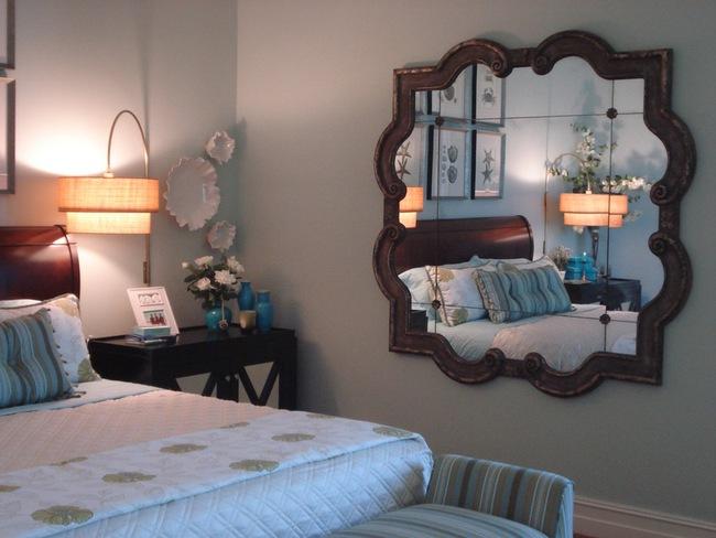 Muốn vợ chồng không lục đục, hãy xem lại phong thủy trong phòng ngủ - Ảnh 1.