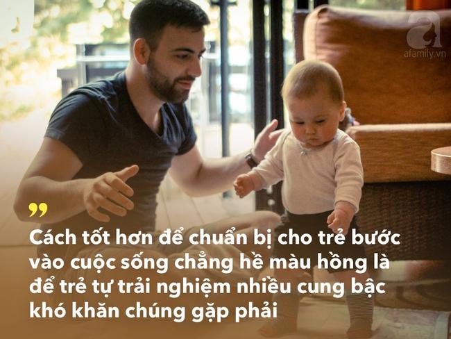 Cha mẹ đang làm hư con bởi cách cư xử tưởng rất khôn ngoan này - Ảnh 1.