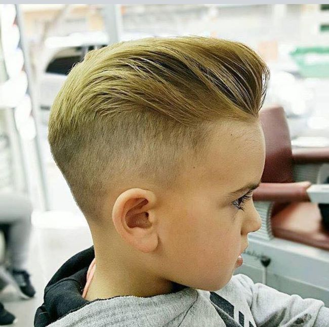 Tuyển tập những kiểu tóc đẹp cho bé trai giúp các mẹ thỏa thích biến con mình thành soái ca - Ảnh 6.
